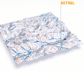 3d view of Authal