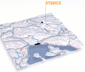 3d view of Otavice