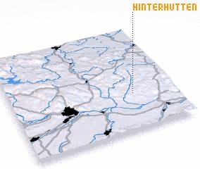 3d view of Hinterhütten