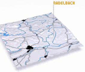 3d view of Nadelbach