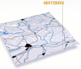 3d view of Abetzberg