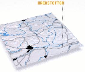 3d view of Krenstetten