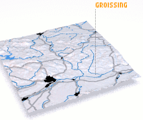 3d view of Groissing