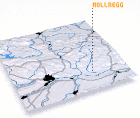 3d view of Mollnegg