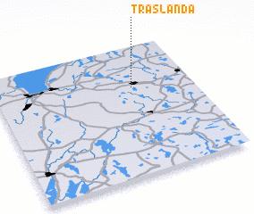 3d view of Träslända
