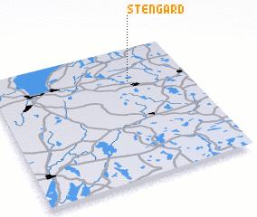 3d view of Stengård