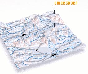 3d view of Einersdorf