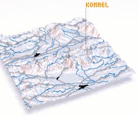 3d view of Kömmel