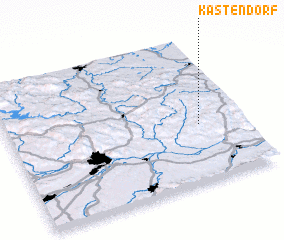 3d view of Kastendorf