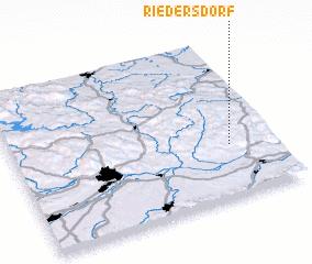 3d view of Riedersdorf