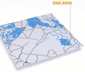 3d view of Rhalaoua