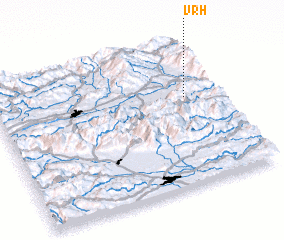 3d view of Vrh
