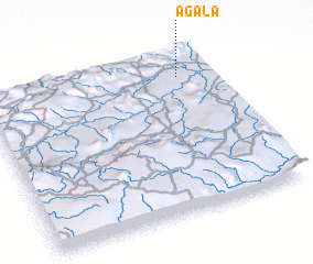 3d view of Agala