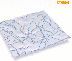 3d view of Kyende
