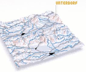 3d view of Unterdorf