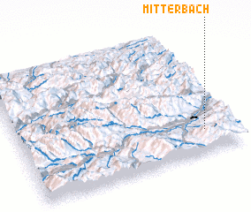 3d view of Mitterbach
