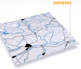 3d view of Kornberg