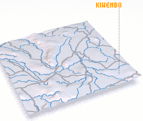 3d view of Kiwembo