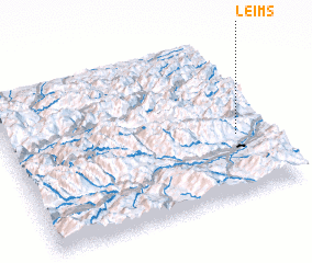 3d view of Leims