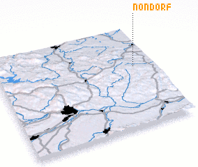 3d view of Nondorf