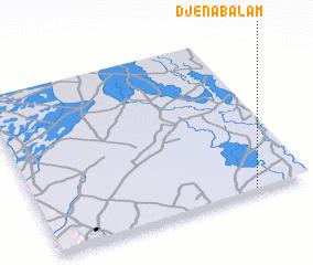 3d view of Djenabalam