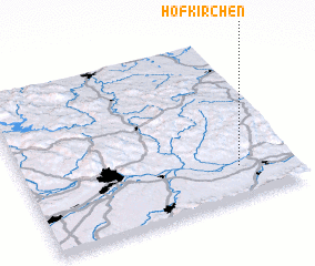3d view of Hofkirchen