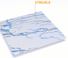 3d view of Storjola