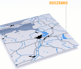 3d view of Koszewko