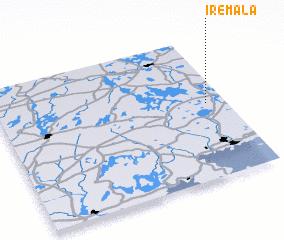 3d view of Iremåla