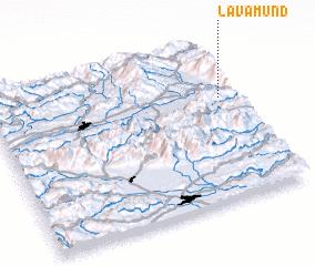 3d view of Lavamünd