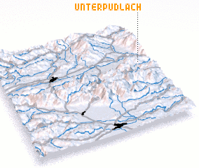 3d view of Unterpudlach