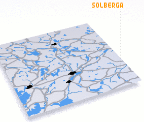 3d view of Solberga