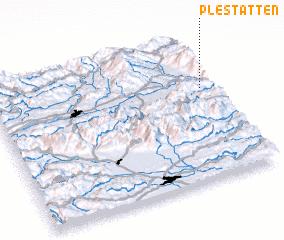 3d view of Plestätten