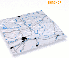 3d view of Berghof