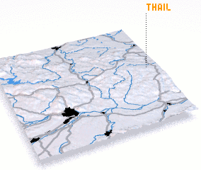 3d view of Thail