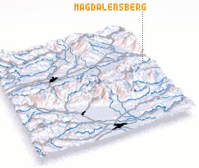 3d view of Magdalensberg