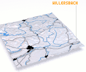 3d view of Willersbach