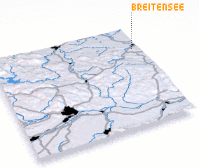 3d view of Breitensee