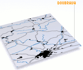 3d view of Doubrava
