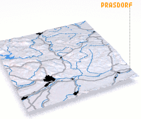 3d view of Prasdorf