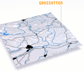 3d view of Grossotten