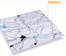 3d view of Thaures
