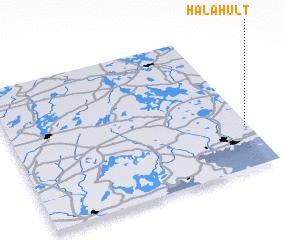 3d view of Halahult