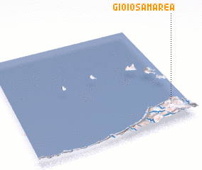 3d view of Gioiosa Marea