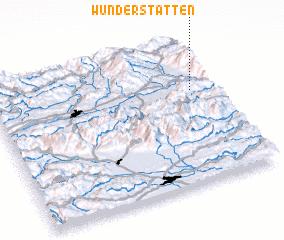 3d view of Wunderstätten