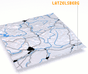 3d view of Latzelsberg