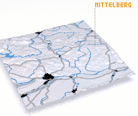 3d view of Mittelberg