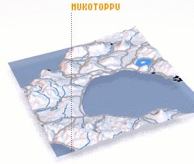 3d view of Mukōtoppu