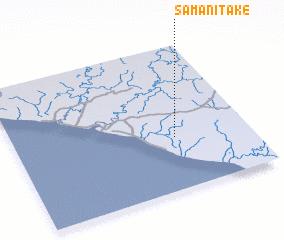 3d view of Samanitake