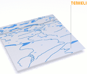 3d view of Tenkeli